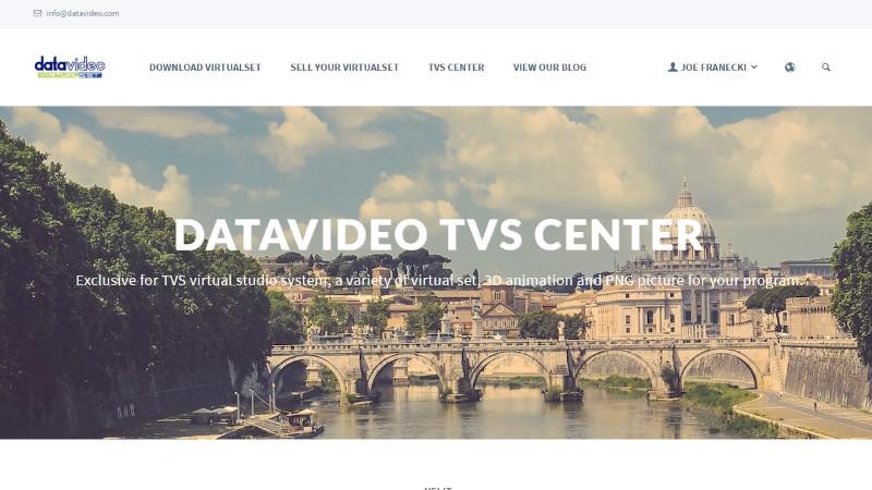 Virtualset 虛擬場景商城