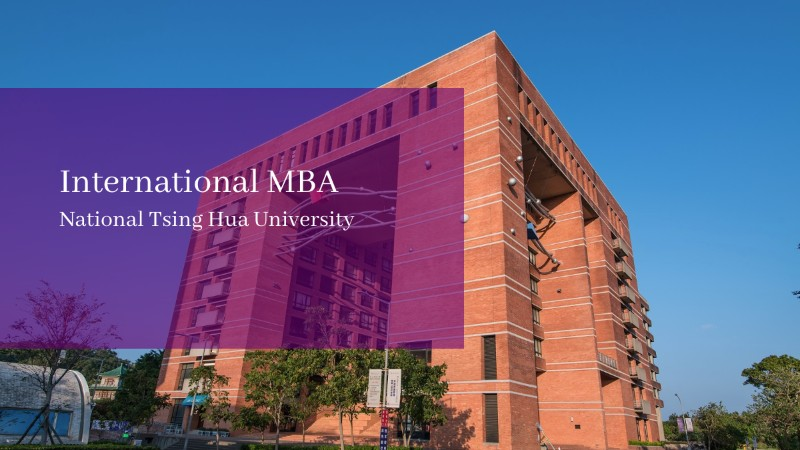 International MBA Nthu