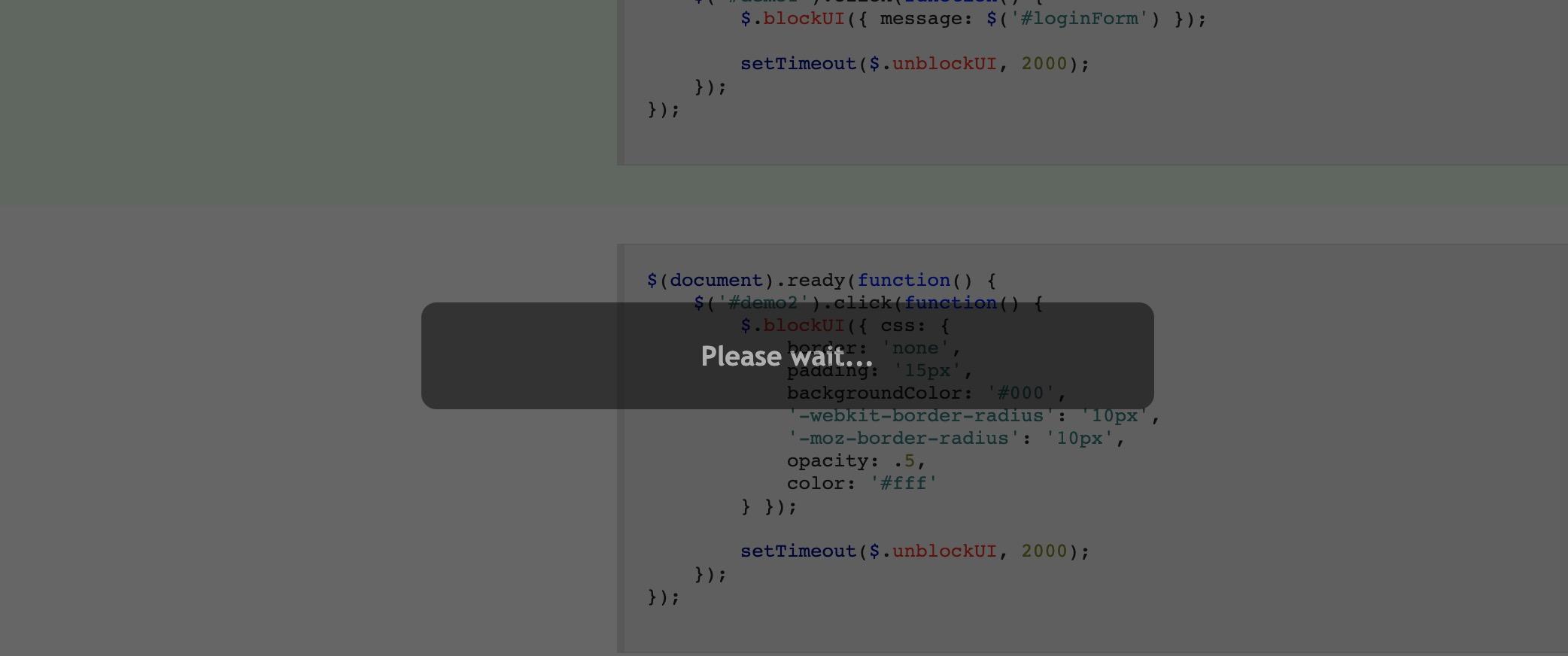 BlockUI.js