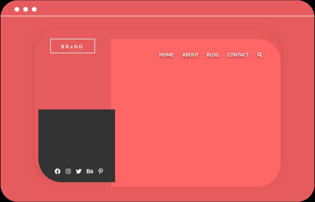 品牌形象網站設計